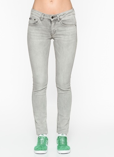 Lee Cooper Jean Pantolon | Lima - Push Up Gri